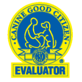 CGC Canine Good Citizen Evaluator logo
