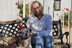 Our Dog Trainer and General Manager Angelika Clark.